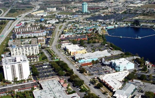Dónde alojarse en Orlando: International Drive Orlando