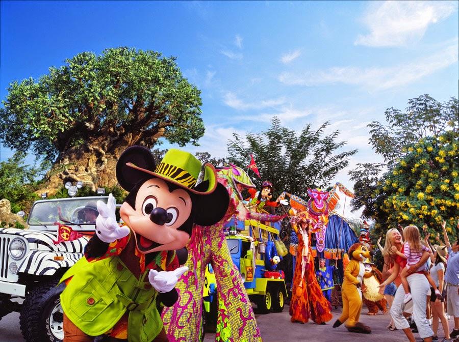 Parques de Disney en Orlando: parque Disney's Animal Kingdom