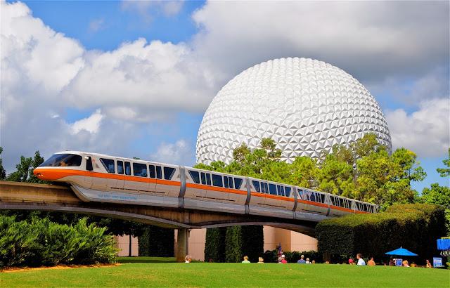 Los mejores parques de Orlando: parque Epcot de Disney Orlando