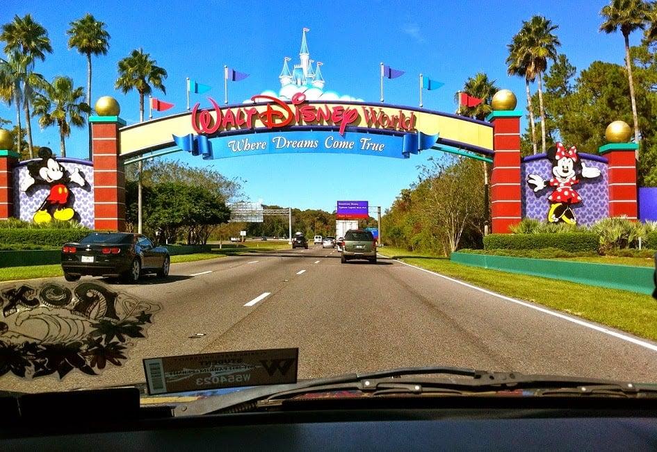 Alquiler de autos en Orlando