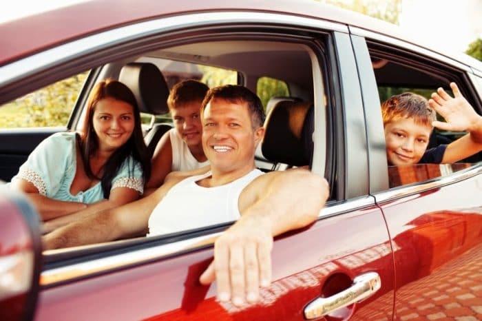 Alquiler de autos en Miami: Ahorra mucho: familia