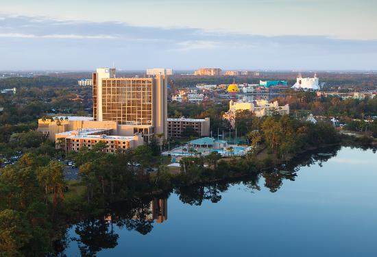 Dónde alojarse en Orlando: Lake Buena Vista