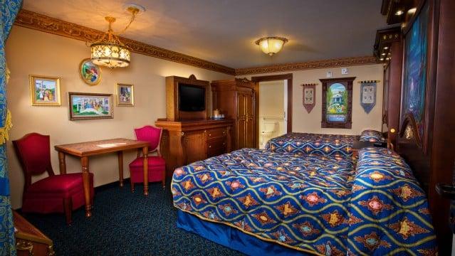 Región de los hoteles de Disney