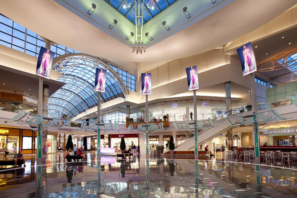 Centros comerciales y puntos de venta de Orlando: Centro comercial en Millenia