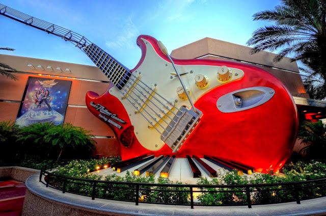 Los mejores parques de Orlando: parque Hollywood Studios de Disney Orlando