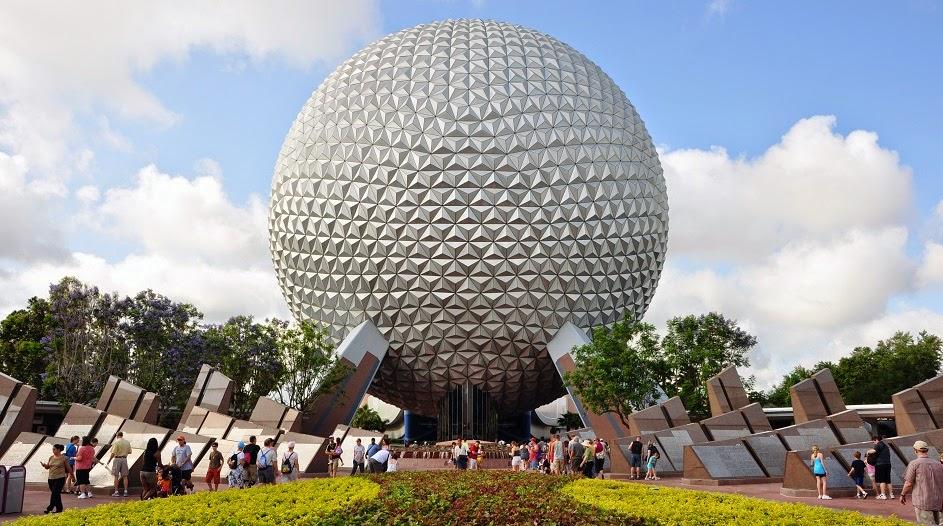 Parques de Disney en Orlando: parque Disney's Epcot