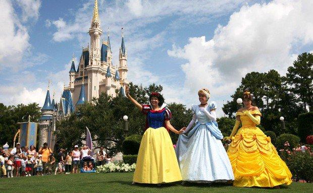 Los mejores parques de Orlando: parque Magic Kingdom de Disney Orlando