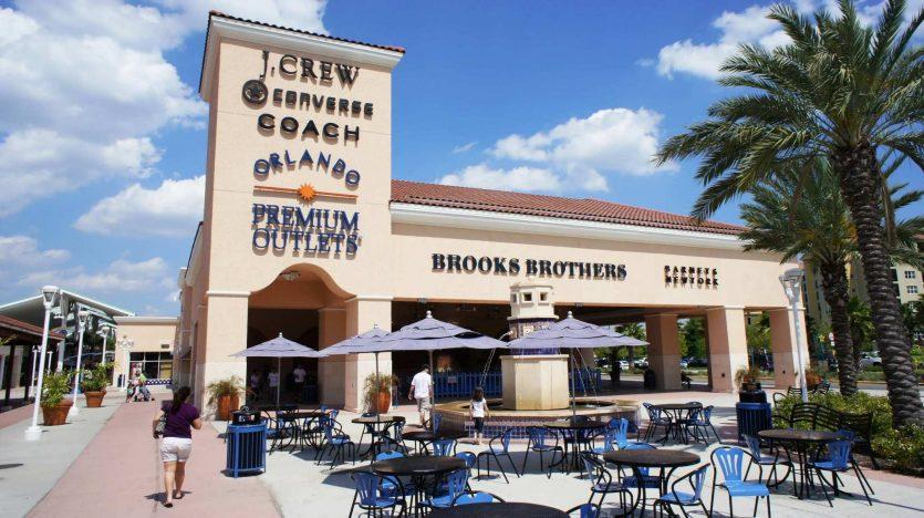 Centros comerciales y puntos de venta de Orlando: Puntos de Ventas (Outlets) Premium