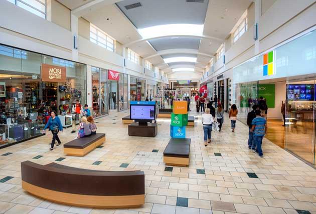 Centros comerciales y puntos de venta de Orlando: The Florida Mall