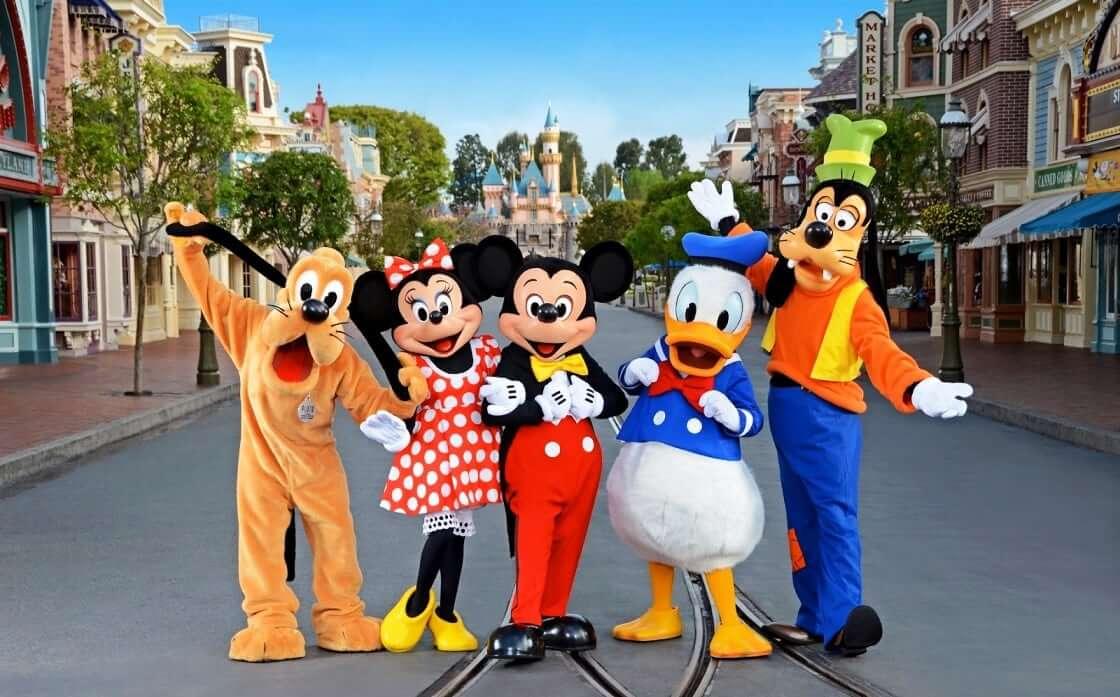 Cómo ahorrar en las entradas de los parques en Orlando - Parque Disney Magic Kingdom