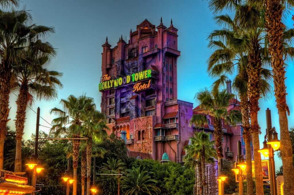 Parque Disney Hollywood Studios Orlando: Torre del Terror