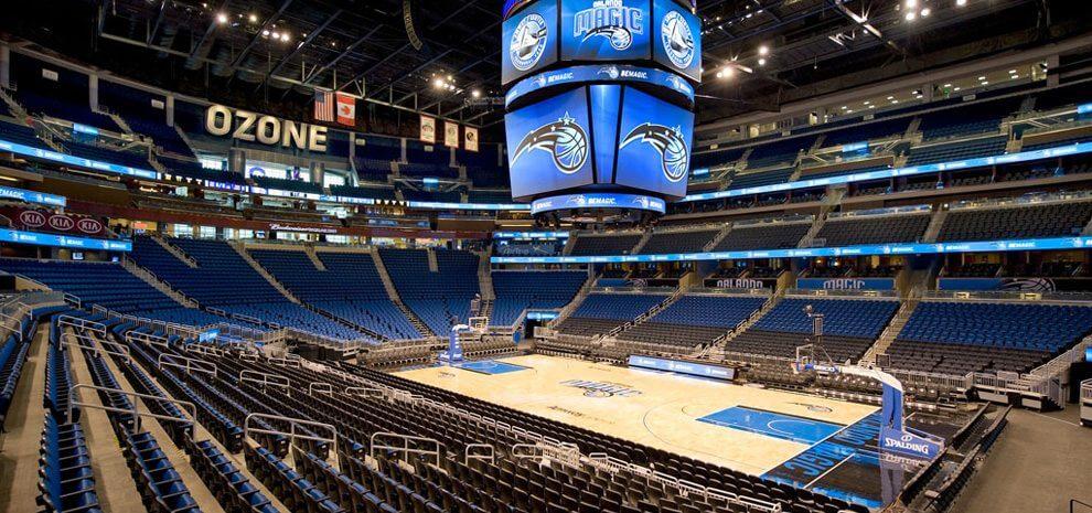 Orlando Magic NBA Juego Básquetbol