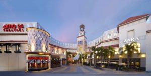 Compras en el Centro Comercial Aventura Mall Miami