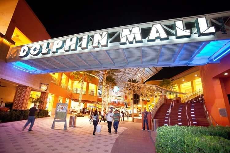 Compras en Dolphin Mall Miami